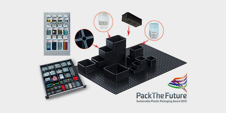 StorePack recibe el premio PackTheFuture Sustainable Packaging Award 2015